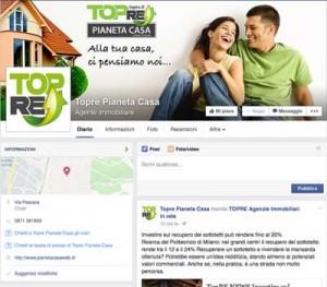 TopRE Pianeta Casa su Facebook